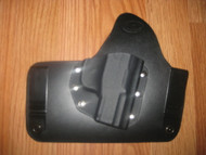 KELTEC IWB standard hybrid leather\Kydex Holster (fixed retention)