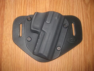 BROWNING OWB standard hybrid leather\Kydex Holster (Adjustable retention)