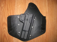 BROWNING IWB standard hybrid leather\Kydex Holster (fixed retention)