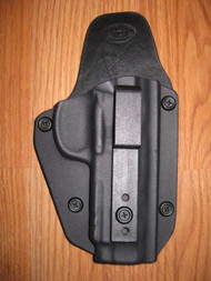 Beretta IWB small print hybrid leather\Kydex Holster (Adjustable retention)