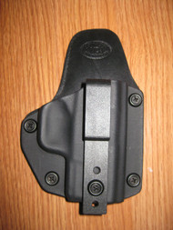 SPRINGFIELD ARMORY IWB Small Print hybrid leather\Kydex Holster (Adjustable retention)