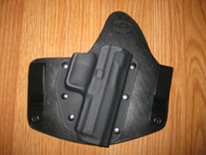 Canik IWB standard hybrid leather\Kydex Holster (fixed retention)