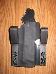 IWB - Kydex Deep Concealment Holster