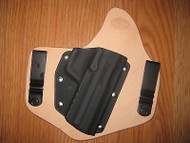 IWB (inside waist band) Kydex/Leather Hybrid Holster H&K