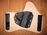 IWB (inside waist band) Kydex/Leather Hybrid Holster KIMBER