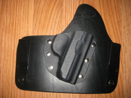 IWB (inside waist band) Kydex/Leather Hybrid Holster POLISH P-64
