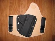 IWB (inside waist band) Kydex/Leather Hybrid Holster Ruger