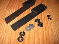 IWB Hybrid Holster Universal Nylon Standard Clips kit (No Pre-Drilled Holes)