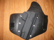 IWB Kydex/Leather Hybrid Holster
