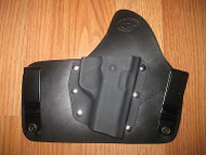 IWB Kydex/Leather Hybrid Holster KAHR