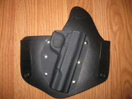 IWB Kydex/Leather Hybrid Holster Tokarev TT