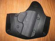 Steyr IWB Kydex/Leather Hybrid Holster with adjustable retention