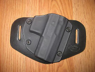 Steyr OWB Kydex/Leather Hybrid Holster with adjustable retention
