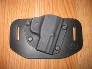 HONOR DEFENSE OWB standard hybrid leather\Kydex Holster (Adjustable retention)