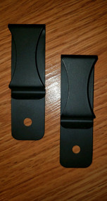 IWB Hybrid Holster Universal Pair Universal Clips for belts up to 1.75""