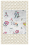 Your dolls will love anything you make with this wonderful vintage floral!
