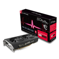 Sapphire 11265-05-20G Radeon PULSE RX 580 8GB GDDR5 Graphics Card