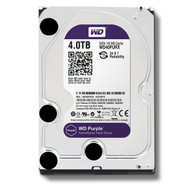 "WD WD40PURX 4TB Purple Surveillance 3.5"" 5400RPM Hard Drive"