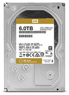 "WD WD6002FRYZ 6TB Gold Enterprise 3.5"" 7200RPM Hard Drive"