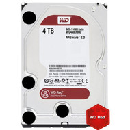 "WD WD40EFRX 4TB Red 3.5"" Internal Hard Disk Drive"