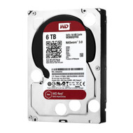 "WD WD60EFRX 6TB Red SATA 6Gb/s 3.5"" Internal Hard Disk Drive"