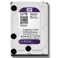 "WD WD20PURX 2TB Purple 3.5"" Internal Hard Disk Drive"