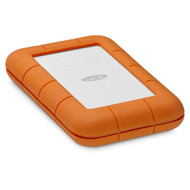 Lacie STFS1000401 1TB Rugged Thunderbolt USB-C SSD Portable Hard Drive
