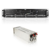 iStarUSA E2M4-24R-40R2U KIT E2M4 2U Rackmount Chassis with IS-400R2UP