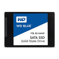 "WD WDS100T2B0A 1TB Blue 3D NAND  2.5"" Solid State Drive"