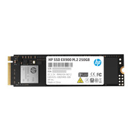 HP 2YY43AA#ABC EX900 M.2 250GB PCIe 3.0 x4 NVMe 3D TLC NAND Internal Solid State Drive (SSD)