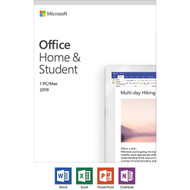Microsoft 79G-05029 Office Home and Student 2019  1 License Win/ Mac