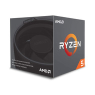 AMD YD2600BBAFBOX Ryzen 5 2600 3.4 GHz 6-Core Processor - 16 MB - Socket AM4