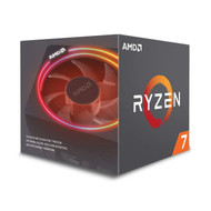 AMD YD270XBGAFBOX Ryzen 7 2700X Processor with Wraith Prism LED Cooler