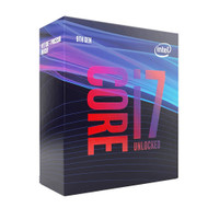 Intel i7-9700K 8 Cores CPU 4.9 GHz Turbo Unlocked Desktop Processor BX80684I79700K