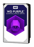 "WD - WD100PURZ 10TB Purple - 5400 rpm SATA III 3.5"" Internal Surveillance HDD"