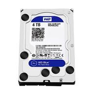 """WD WD40EZRZ 4TB Blue 5400RPM SATA 6 Gb/s 64MB 3.5"""" Internal Hard Disk Drive"""