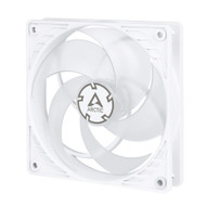 Arctic ACFAN00131A P12 PWM (White/Transparent) Pressure Optimised 120mm Fan