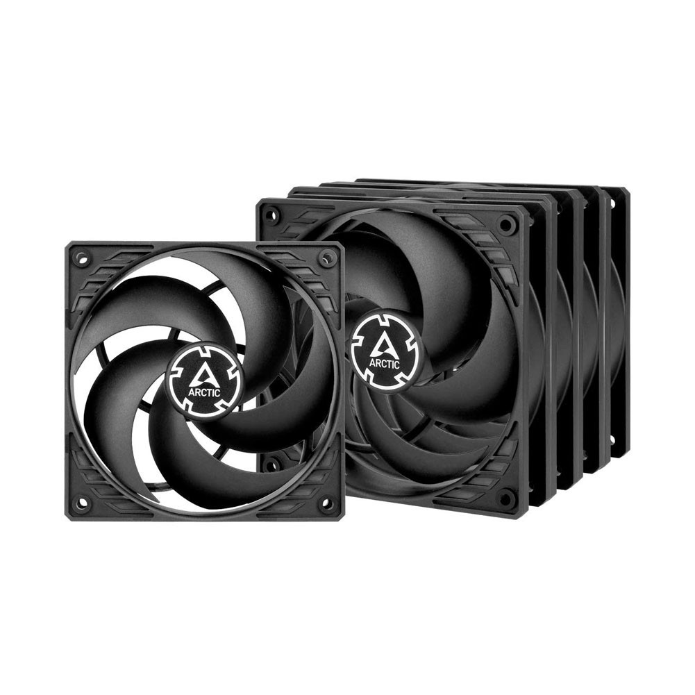 Arctic ACFAN00121A P12 PWM PST CO Pressure Optimized 120mm Fan w// PWM and PST