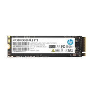 HP 5MS24AA#ABC EX950 2TB M.2 2280 PCIe 3.1 x4 NVMe 3D TLC NAND Internal Solid State Drive (SSD)