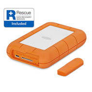 Lacie STGW4000800 Rugged RAID Pro 4TB USB-C Portable Hard Drive