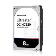 """WD 0B36404 Ultrastar DC HC320 8TB HUS728T8TALE6L4 7200RPM 3.5"""" Internal HDD"""