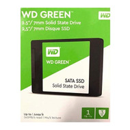 """WD WDS100T2G0A 1TB Green SATAIII 6GB S 2.5"""" 7MM Solid State Drive Retail"""