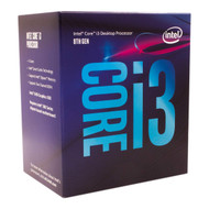 Intel BX80684i38100 Core i3-8100 4 Cores 3.6GHz  LGA1151 Desktop Processor