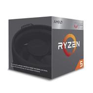 AMD YD2400C5FBBOX Ryzen 5 2400G Processor with Radeon RX Vega 11 Graphics