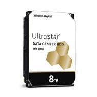 """WD Ultrastar DC HC320 8TB SATA 7200RPM 256MB 3.5"""" Hard Drive HUS728T8TALE6L4"""