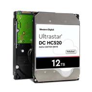 "WD HUH721212ALE600 He12 0F29590 12 TB 3.5"" SATA III 7200 RPM 512e ISE Hard Drive"