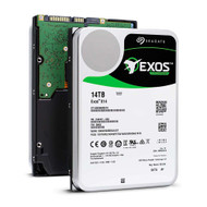"Seagate ST14000NM0018 Exos X14 14TB 7200RPM SATAIII 3.5"" Enterprise Hard Drive"