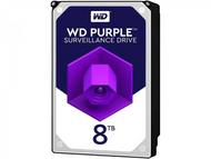 """WD Purple 8 TB 7200 RPM SATA III 3.5"""" hdd Surveillance Internal Hard Drive WD82PURZ"""