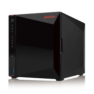 Asustor AS5304T 4Bay Diskless NAS 1.5 GHz Quad-Core Gaming Inspired Network Attached Storage