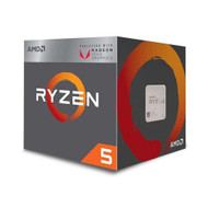 AMD YD3400C5FHBOX Ryzen 5 3400G 4-Core 8-Thread Unlocked Desktop Processor with Radeon RX Graphics